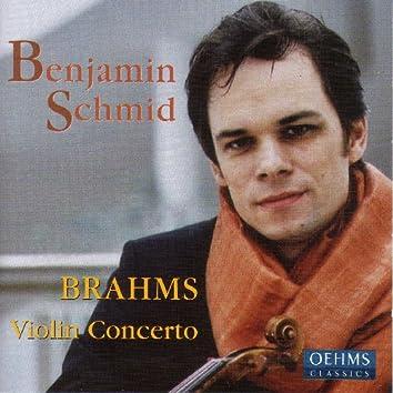 Brahms: Violin Concerto / Piano Quartet No. 3