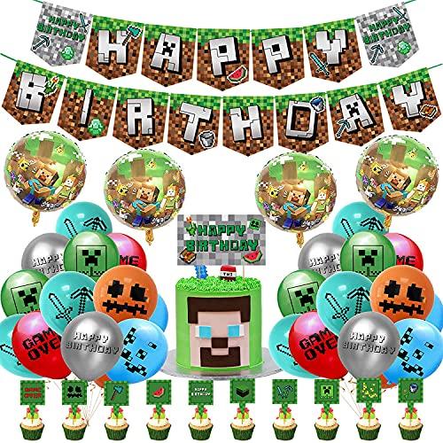 Decoraciones de Cumpleaños para Juegos para...
