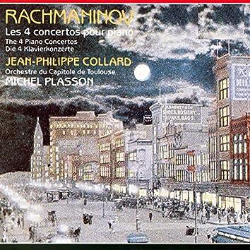 Rachmaninov: Piano Concertos Nos. 1 - 4