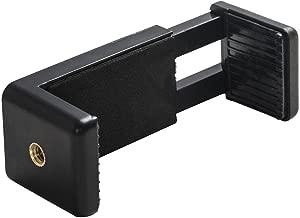 Cell Phone Tripod Adapter, WizGear Universal Smartphone Holder Tripod Adapter for Smaller Smartphones As iPhone 6 5 5c 5S Samsung Galaxy S3 S4 Nexus 5 LG G3
