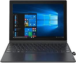 Lenovo Miix 630, 12-Inch Windows Laptop, 2 in 1 Laptop, (Qualcomm Snapdragon 835, 4 GB LPDDR4X, 128 GB UFS 2.1, Windows 10 S), 81F10001US (Renewed)