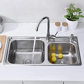 Amazon.com: Ceramic - Kitchen Sinks / Kitchen & Bar Sinks ...
