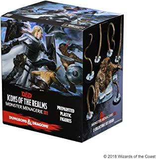 WizKids Dungeons & Dragons Icons of The Realms Monster Menagerie 3 Kraken and Islands