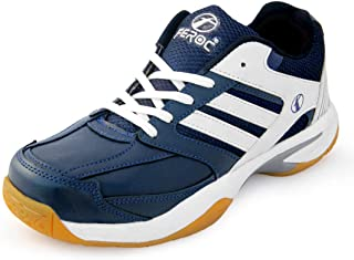 Feroc Fighter Non-Marking PU Badminton Shoes