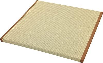 大島屋 ユニット畳 楽らく い草 フロアー畳 約82×82×3cm