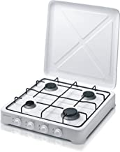 Bastilipo CG-400 Cocina de gas Butano o Propano, 4.15 W,