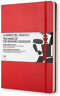 Moleskine The Hand of The Graphic Designer/La Mano Del Grafico