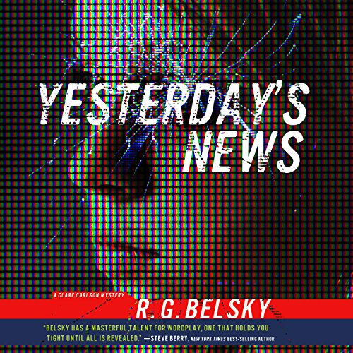 Yesterday's News audiobook cover art