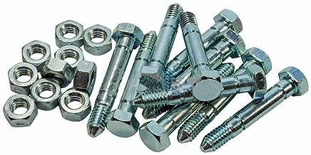 Stens 780-011 Shear Pin Shop Pack, Silver
