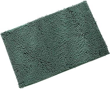 TOYANDONA 1Pc Crafted Foot Pad Nonslip Entrance Mat Comfortable Door Mat (Green)