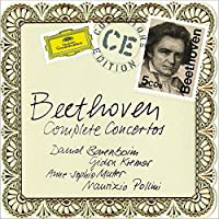 Beethoven: The Complete Concertos by Anne-Sophie Mutter (2011-10-18)