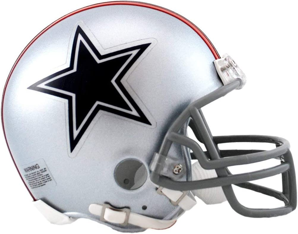 Riddell Dallas Cowboys 1976 Replica Max 76% OFF Mini Helmet free