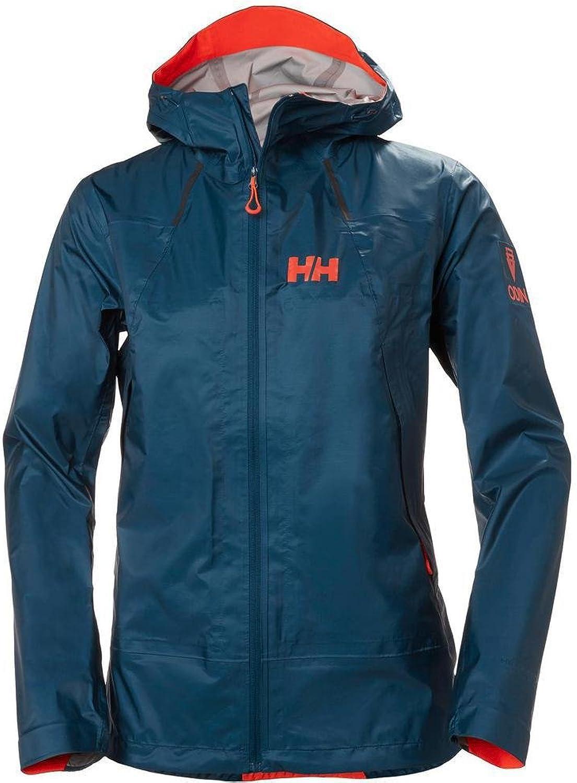 Helly Hansen Womens Odin Thrudheim Shell Waterproof Jacket