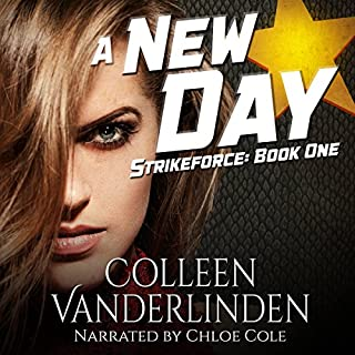 A New Day audiobook cover art