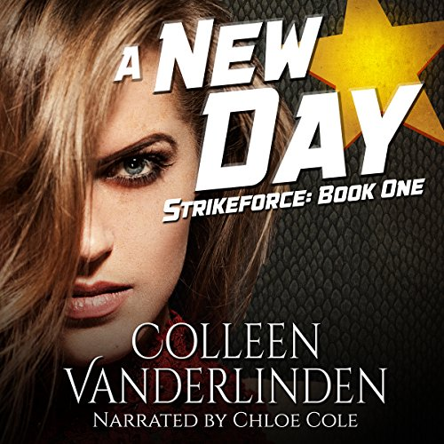 Couverture de A New Day