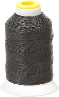 Coats Clark Outdoor Living Thread, Mini King Spool, 200-Yard, Black, Acrylic, Multicolour, 3.81x3.81x5.71 cm