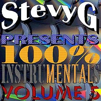 100% Instrumentals, Vol. 5