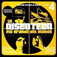 Vol. 4-La Discoteca Piu' Grande Del Mondo