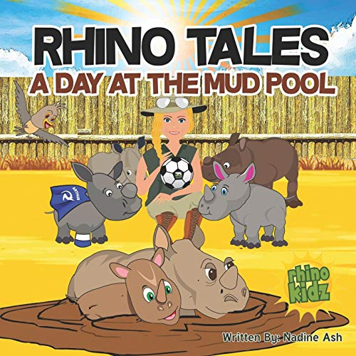 Rhino Tales: A Day at the Mud Pool