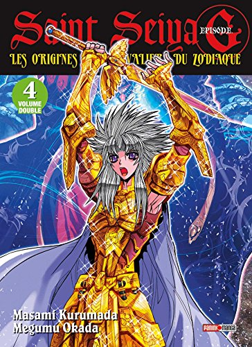 SAINT SEIYA EPISODE G T04 ED DOUBLE