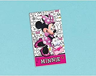 Notepad | Disney Minnie Mouse Happy Helpers Collection | Party Accessory