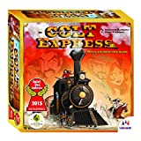 Die besten Familienspiele : Colt Express
