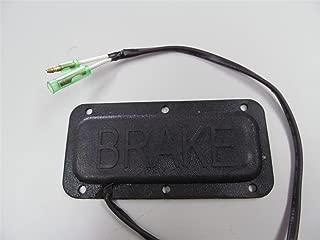 RecPro Universal Golf Cart Brake Light Switch / Brake Pad CLUB CAR EZGO YAMAHA