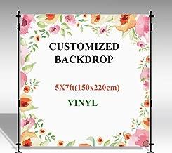 Mehofoto Customized 7x5ft Vinyl Photography Backdrops Banner