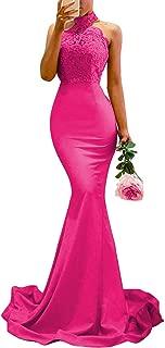 Best lace mermaid bridesmaid dress Reviews