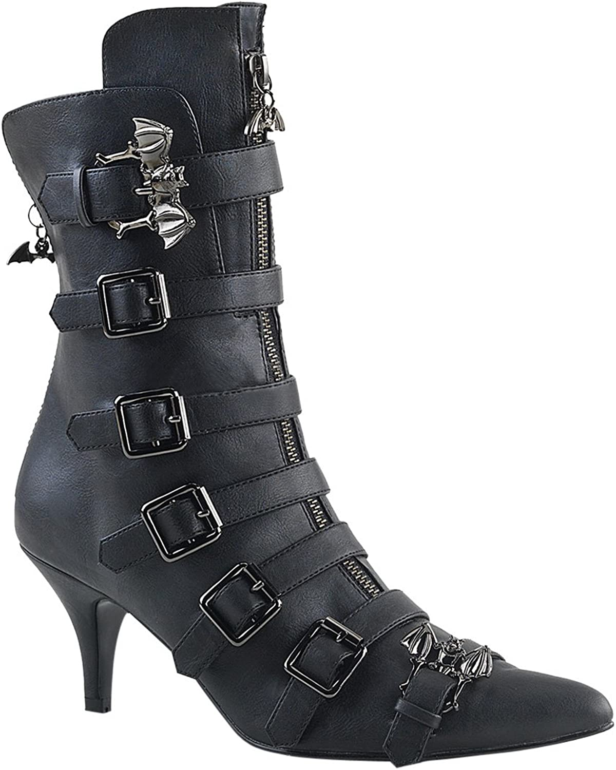 Demonia Womens FURY-110 BVL Boots
