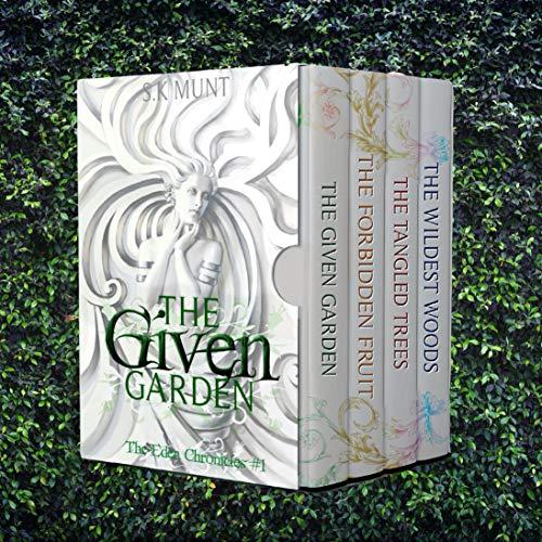 The Eden Chronicles Boxset #1: 4 Books: The Given Garden, The Forbidden...