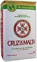 YERBA MATE CRUZ de MALTA 2.2lb 1 kilo
