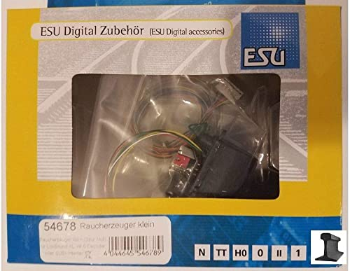ESU 54678 Raucherzeuger für LokSound incl. Dampssto euerung