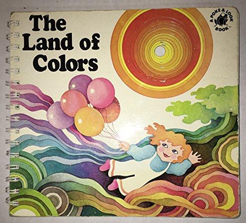 Land of Colors (Poke & Look)