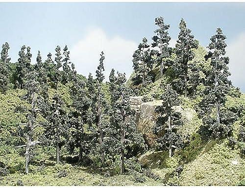 Con 100% de calidad y servicio de% 100. Pine Forest Metal Tree Kit 2-4 inches inches inches Woodland Scenics by Woodland Scenics  gran descuento