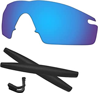 M Frame Strike Lenses & Rubber Kits Replacement for Oakley Polarized