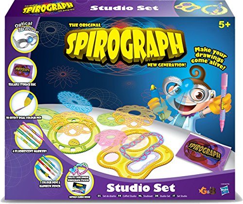 Hasbro Spirograph Studio Set [UK Import]