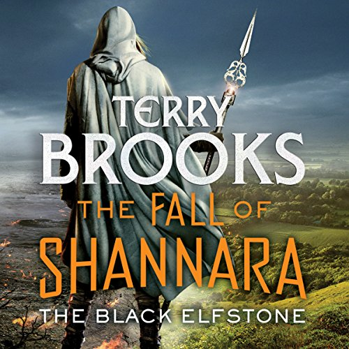 The Black Elfstone audiobook cover art
