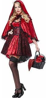 Women's Deluxe Red Riding Hood