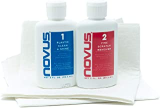 Novus 7055 2oz. Kit with #1 and #2