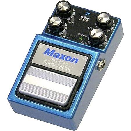 Maxon SM-9 Pro+ Nine Series Super Metal Guitar Effects Pedal