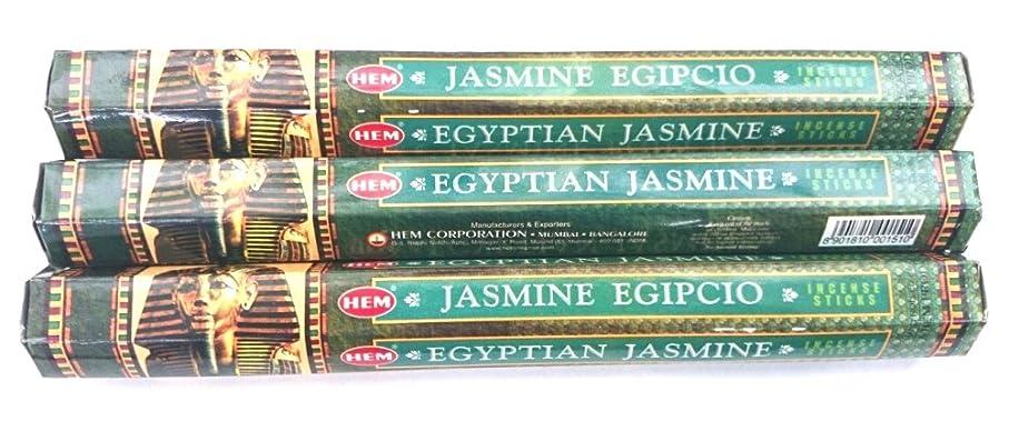 パターンサラダステレオHEM エジプシャンジャスミン 3個セット