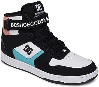 DC Shoes Pensford Hi - Chaussures en Cuir Montantes pour Homme ADYS400038