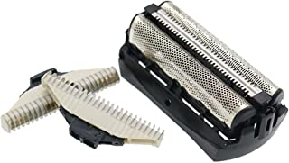 WyFun Replacement Shaver Foil/Cutter Unit Shaver Head for Philips QC5550 QC5580 Rotary Blades for Men Trimmer Razor accessories