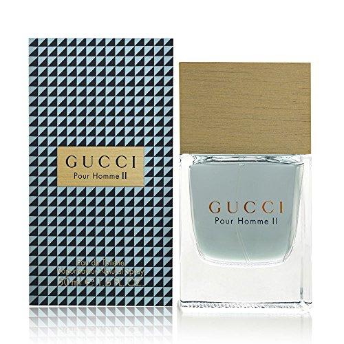 Gucci Pour Homme ll by Gucci for Men 1.7 oz Eau de Toilette Spray