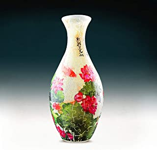 puzzle vase pintoo