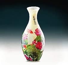 Pintoo - S1024 - Carp with Lotus - 160 Piece Plastic Puzzle Vase