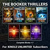 The Booker Thrillers Books 1-7: for Kindle Unlimited Subscribers