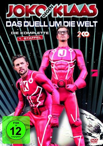 Joko gegen Klaas - Das Duell um die Welt: Staffel 1 (2 DVDs)