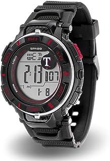 Rico Texas Rangers Men's Digital Power Watch